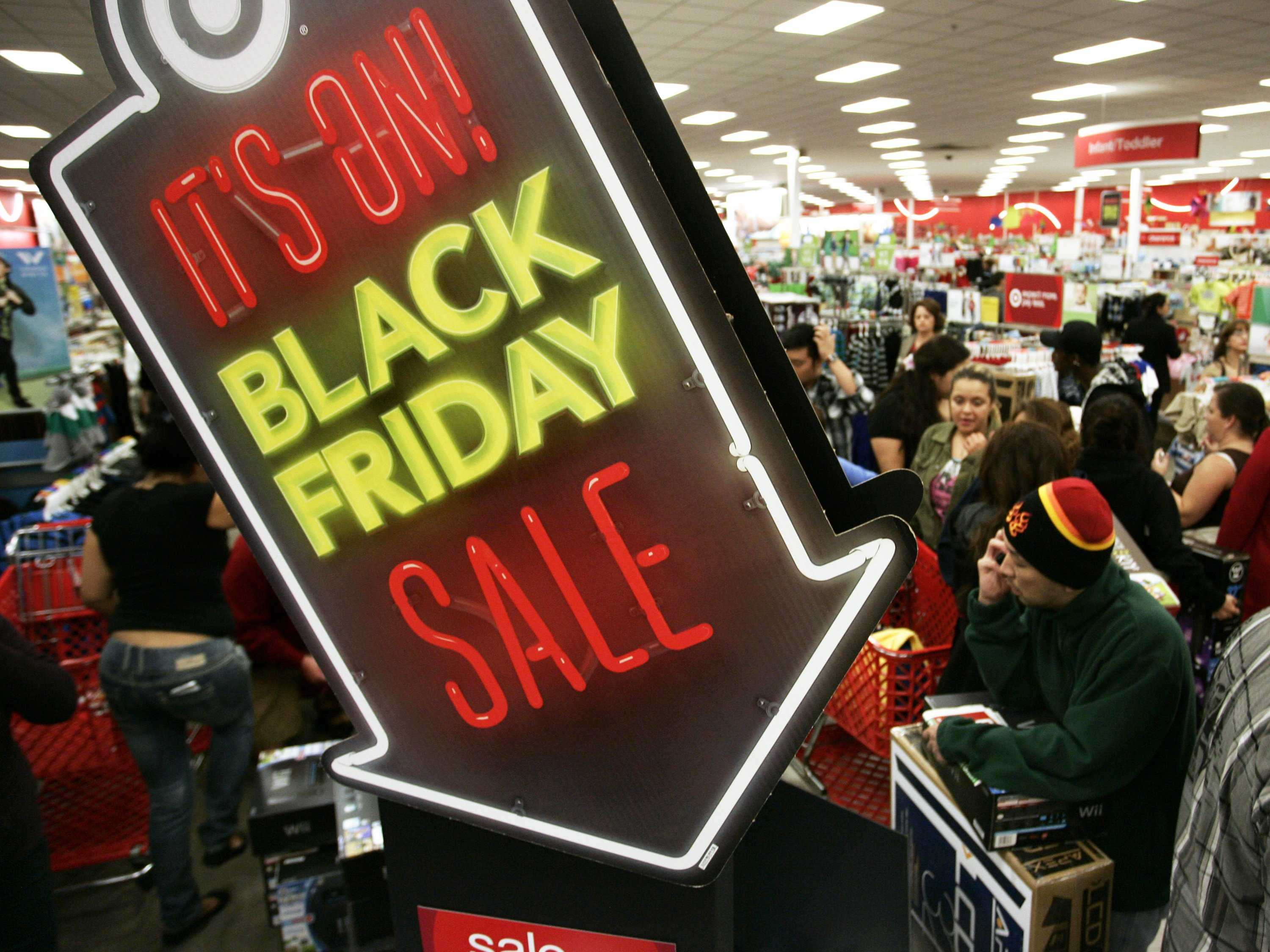 Black Friday Ends up costing UK Retailers