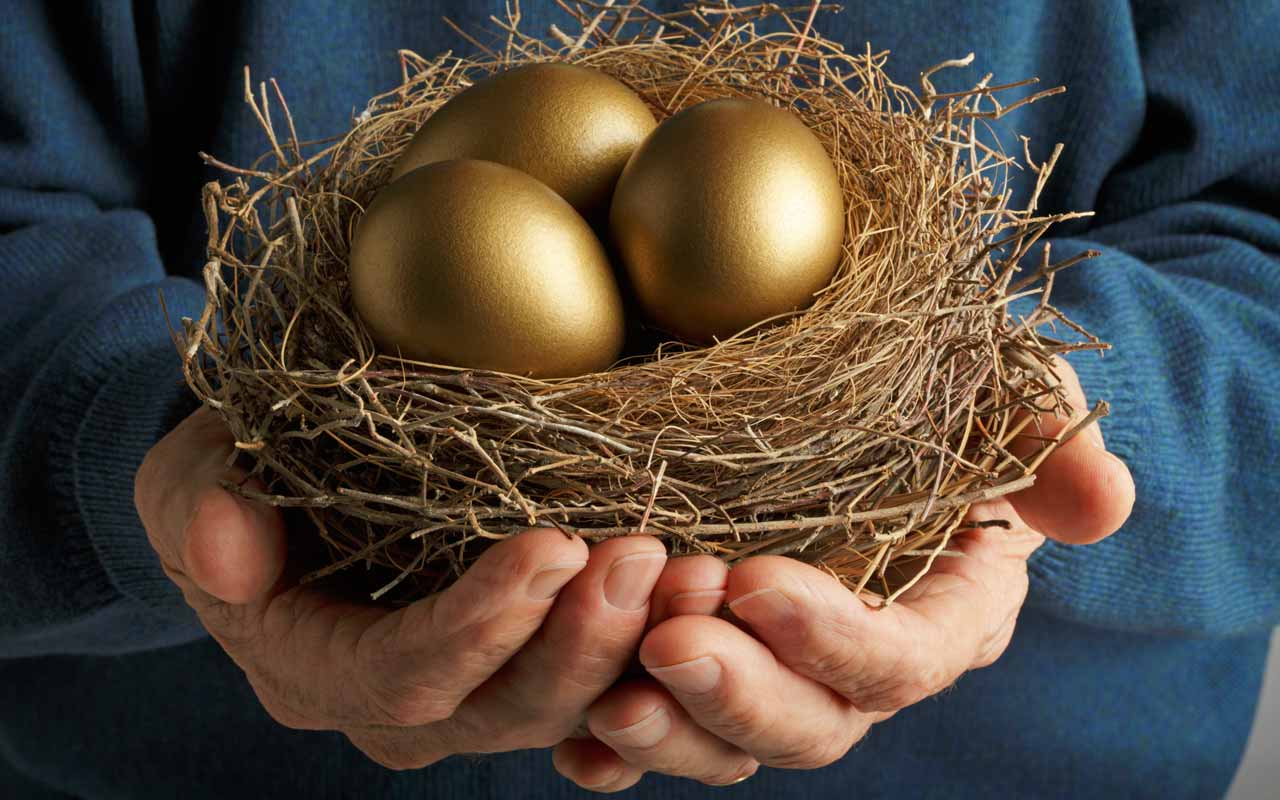 How to Build a Nest Egg That Will Last Forever