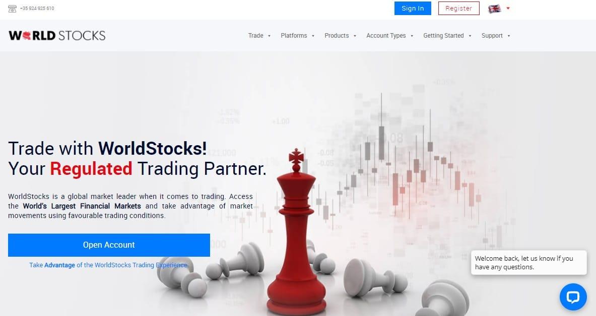 worldstocks website